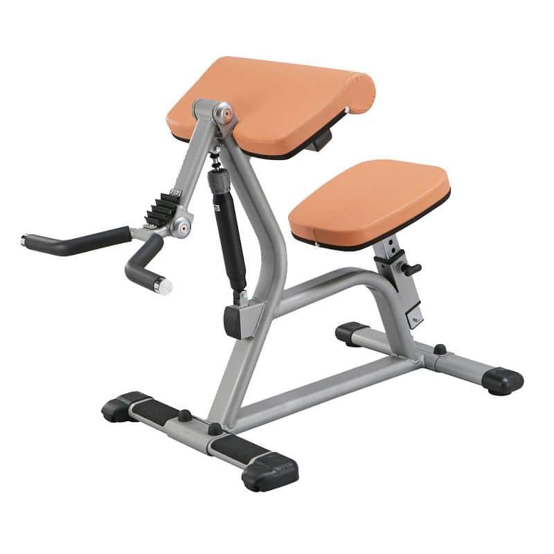 Posilovač bicepsů - Hydraulicline CBC400