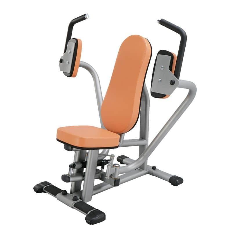 Posilovač prsních svalů - Hydraulicline CPD800 Barva oranžová