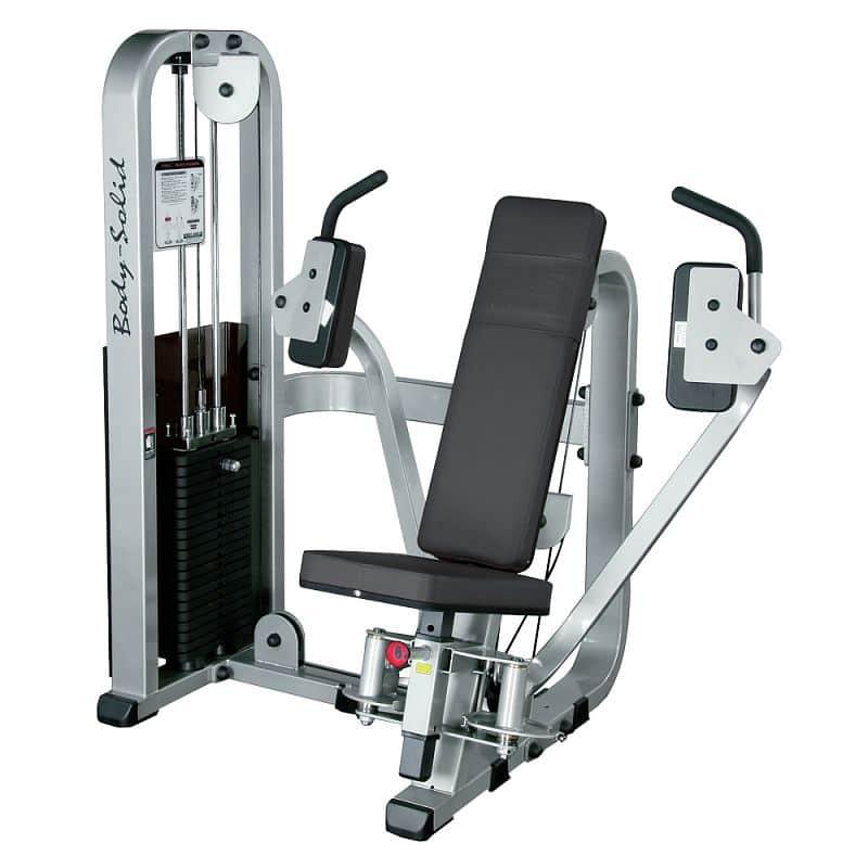 Posilovač prsních svalů a paží Body-Solid SPD-700G/2