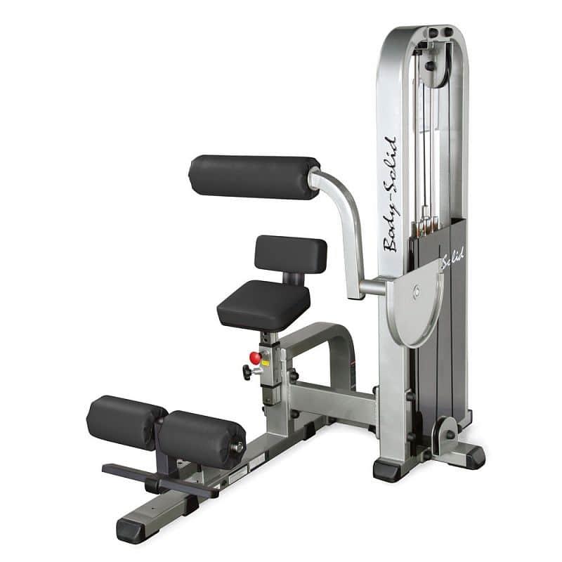 Posilovací stroj pro břišní svaly Body-Solid SAM-900G/2 - montáž zdarma, servis u zákazníka