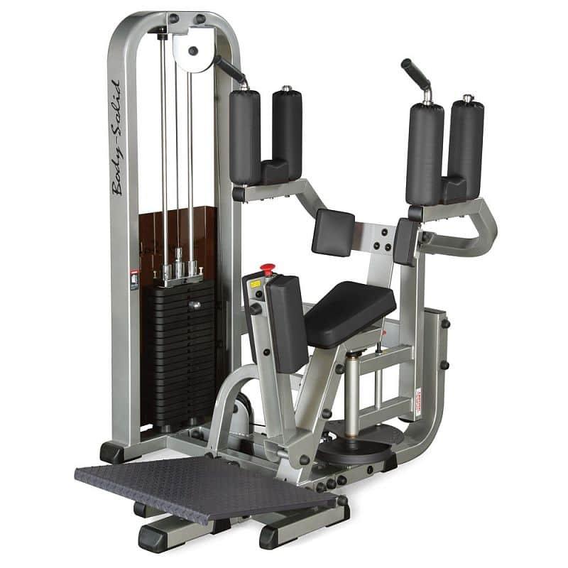 Posilovač svalů horní poloviny těla Body-Solid SOT-1800G/2 - montáž zdarma, servis u zákazníka
