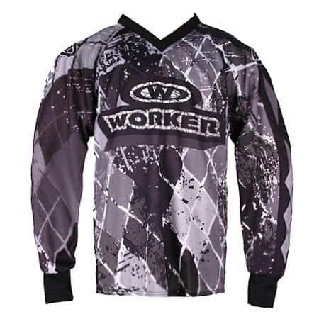 Motokrosový dres WORKER T-Junior