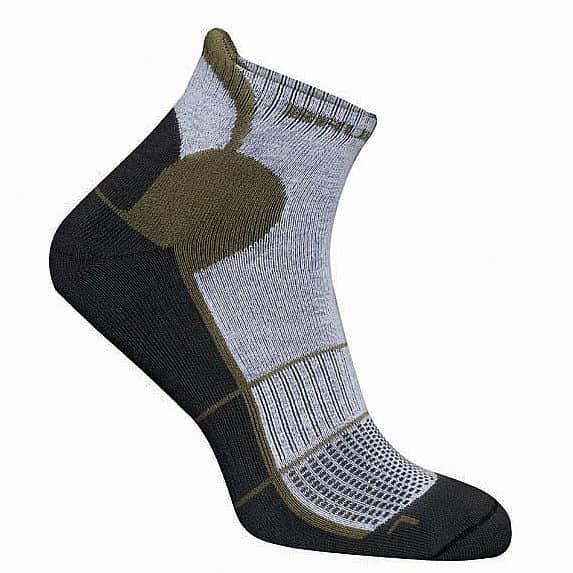 Dámské termo ponožky kotníkové Brubeck Multifunctional