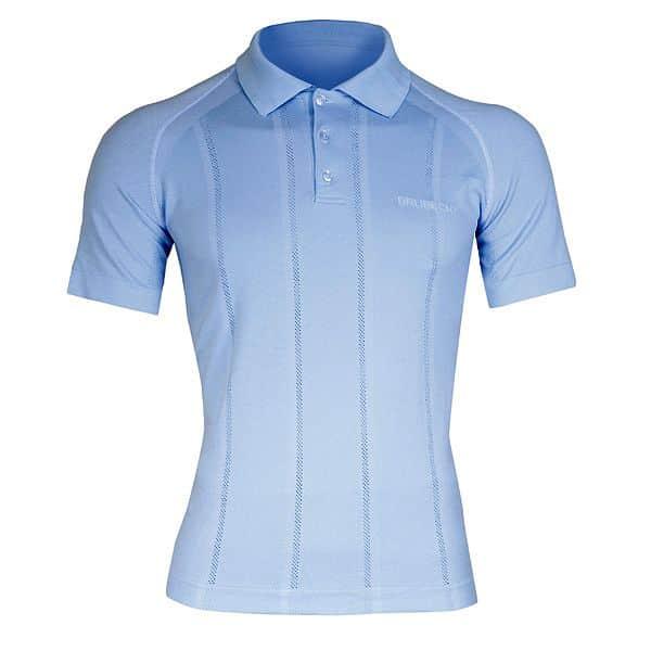 Pánské thermo tričko Brubeck PRESTIGE s límečkem