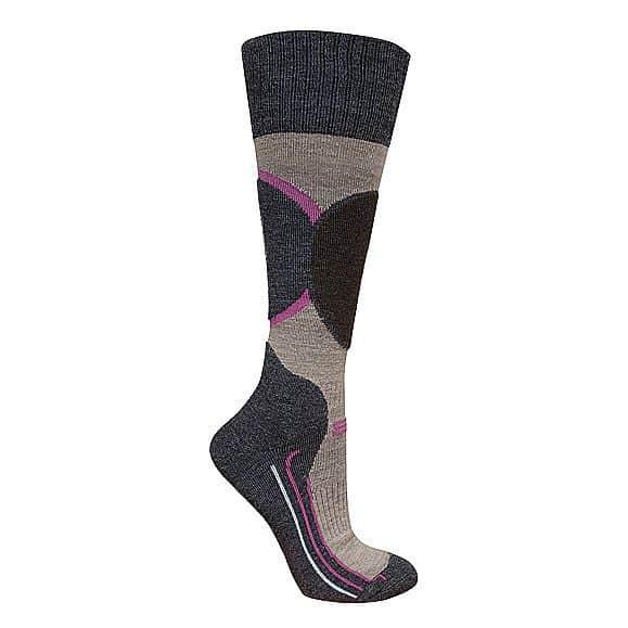 Dámské snowboardové thermo ponožky Brubeck - Snow Force