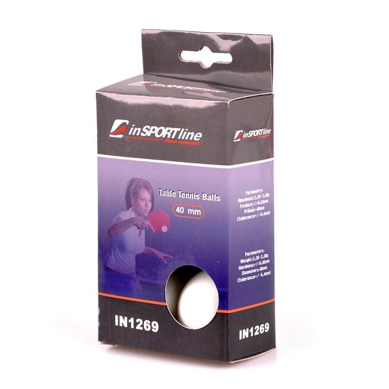 Pingpongové loptičky inSPORTline Trening