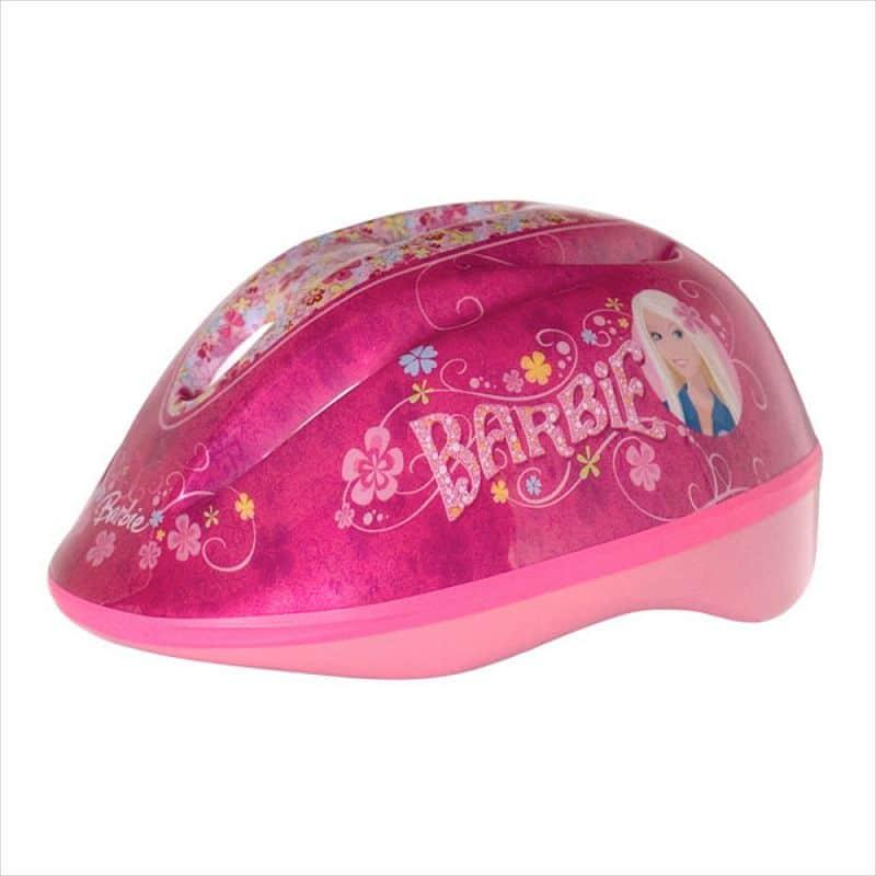 Barbie dívčí  kolečkové brusle a chrániče