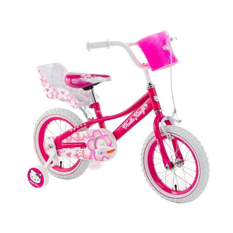 """Detský bicykel HELLO KITTY Shinny 14"""""""