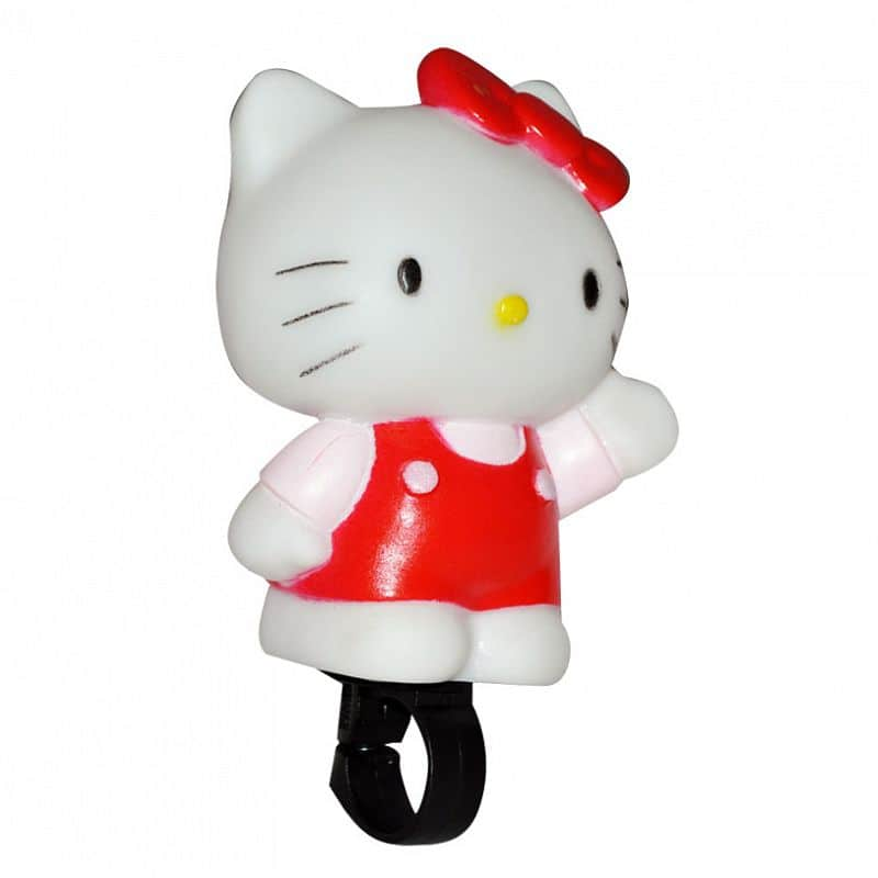 Hello Kitty Klakson na kolo, koloběžku