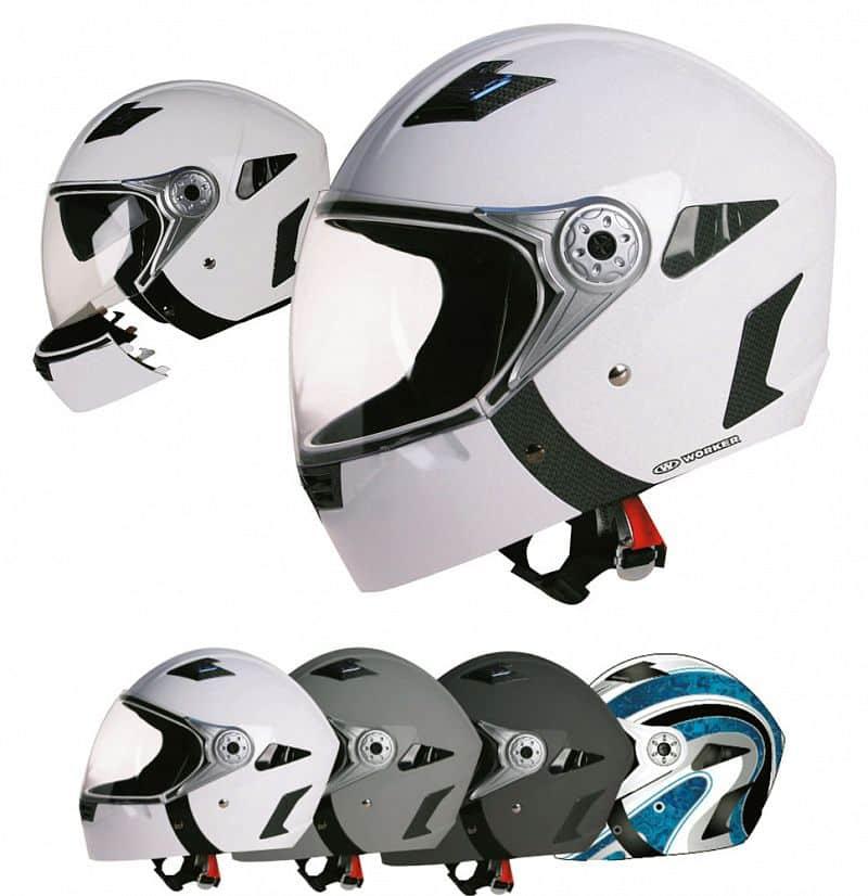 Moto helma WORKER V220