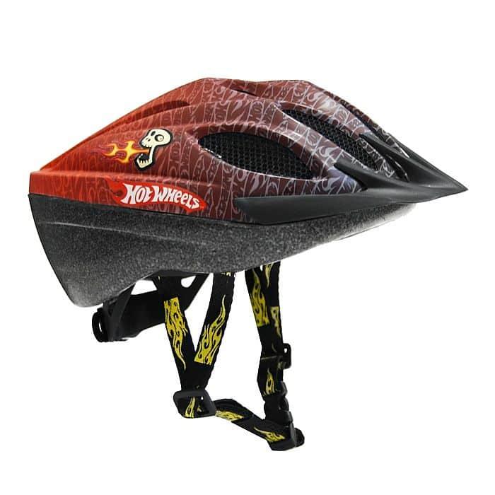 Dětská cyklo helma Mattel Hot Wheels Junior