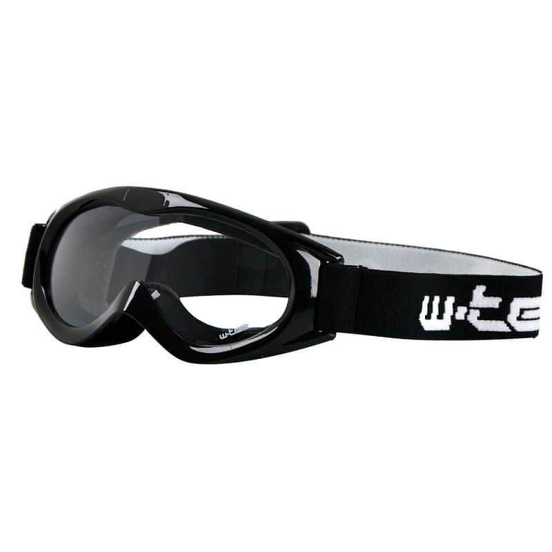 Motokrosové brýle kids W-TEC Spooner Barva bílá