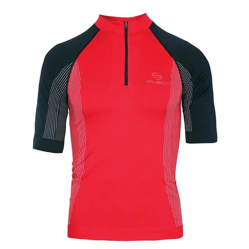 7107ef170 Pánske termo tričko Brubeck FIT s krátkym rukávom | eFitness.sk