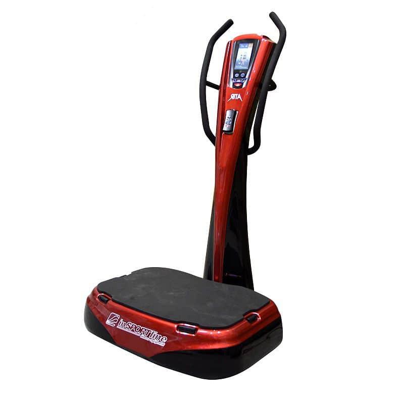 Vibromasážní stroj VibroGym inSPORTline Rita - montáž zdarma, servis u zákazníka