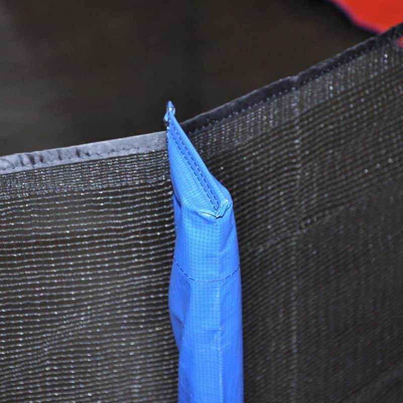 Ochranná síť inSPORTline pro trampolínový set Basic 140 cm