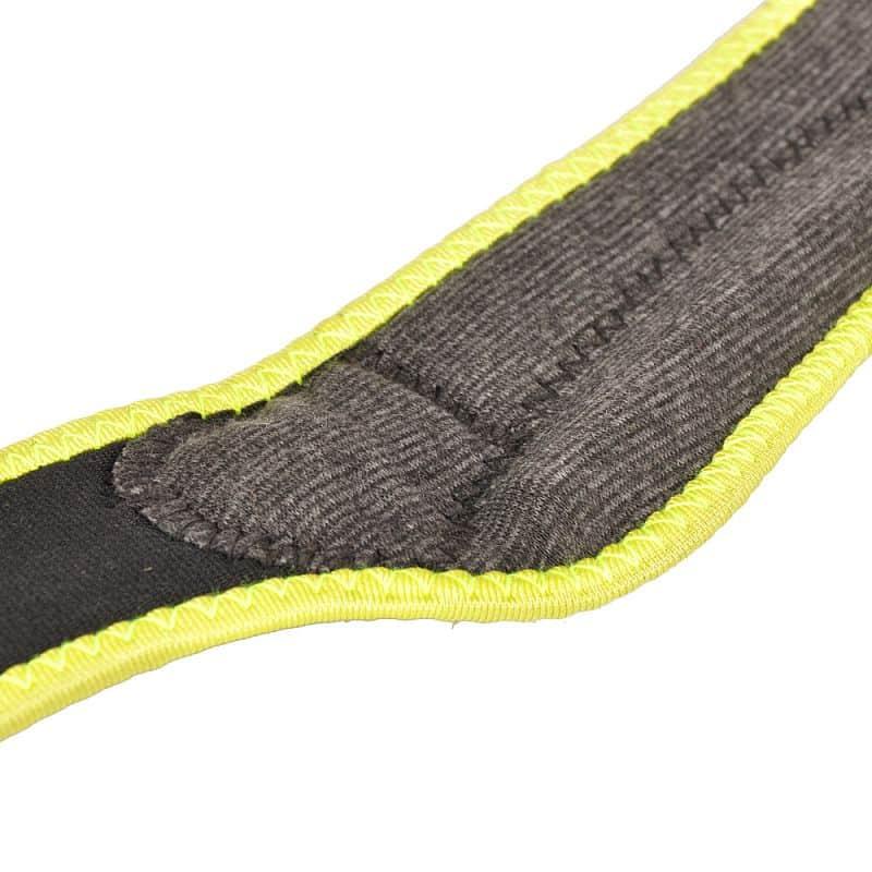 Magnetická bambusová patelární bandáž kolene inSPORTline