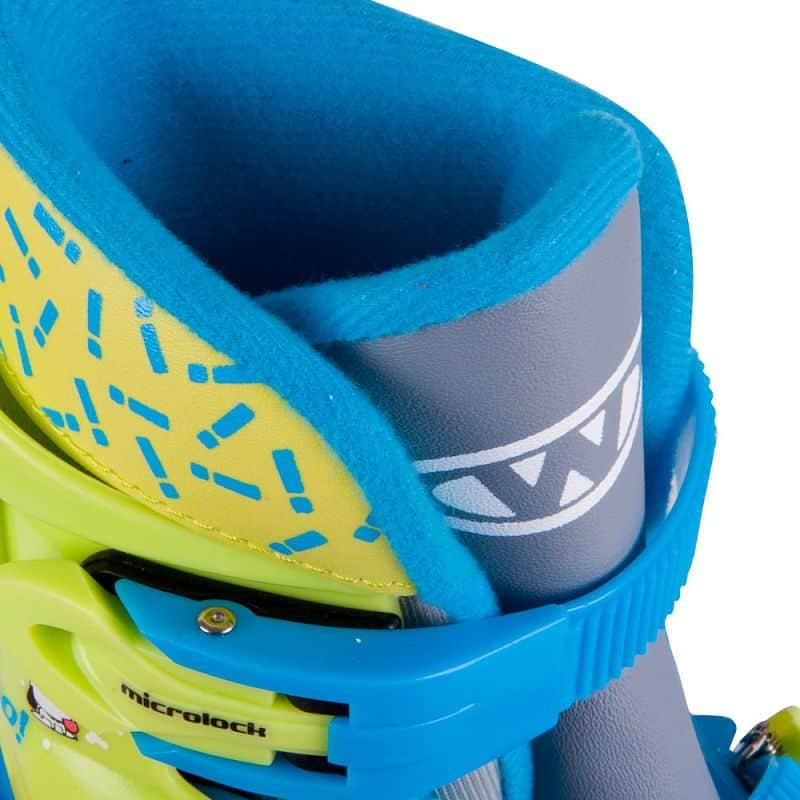 9b1e9cb67 Detské kolieskové korčule WORKER TriGo Skate   eFitness.sk