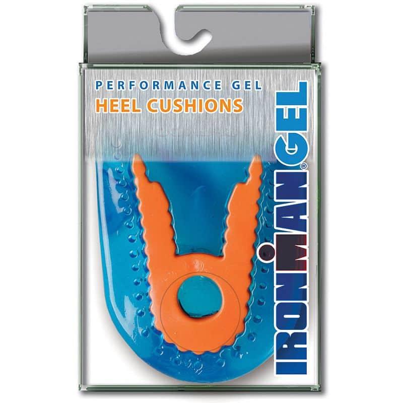 Gelové vložky pod paty IRONMAN Performance Gel