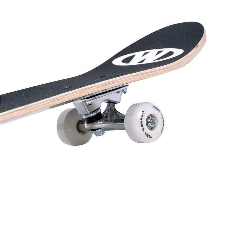 Kolečka na skateboard 54*36mm vč. ložisek ABEC 7 - 4 ks