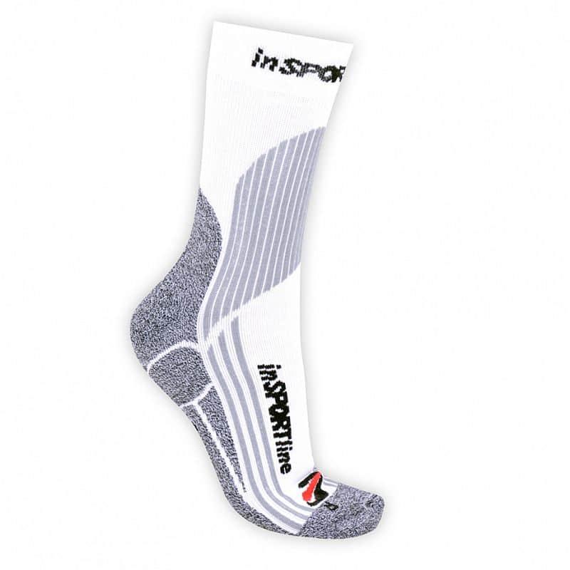 Multifunkční ponožky inSPORTline - COOLMAX & ionty stříbra