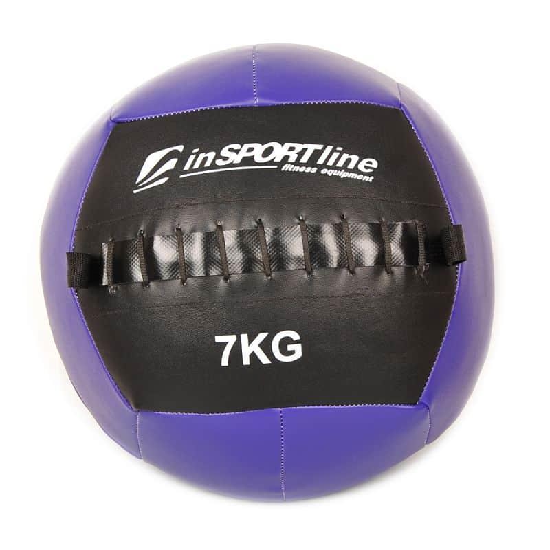 Posilovací míč inSPORTline Walbal 7kg