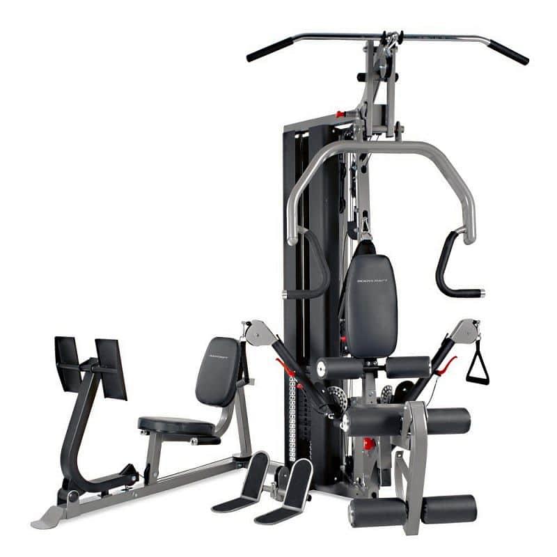 Volitelné příslušenství k Body Craft GX - leg press