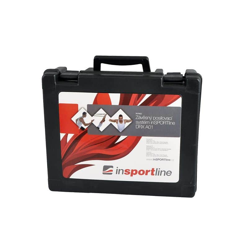 Závěsný posilovací systém inSPORTline DRX - A01