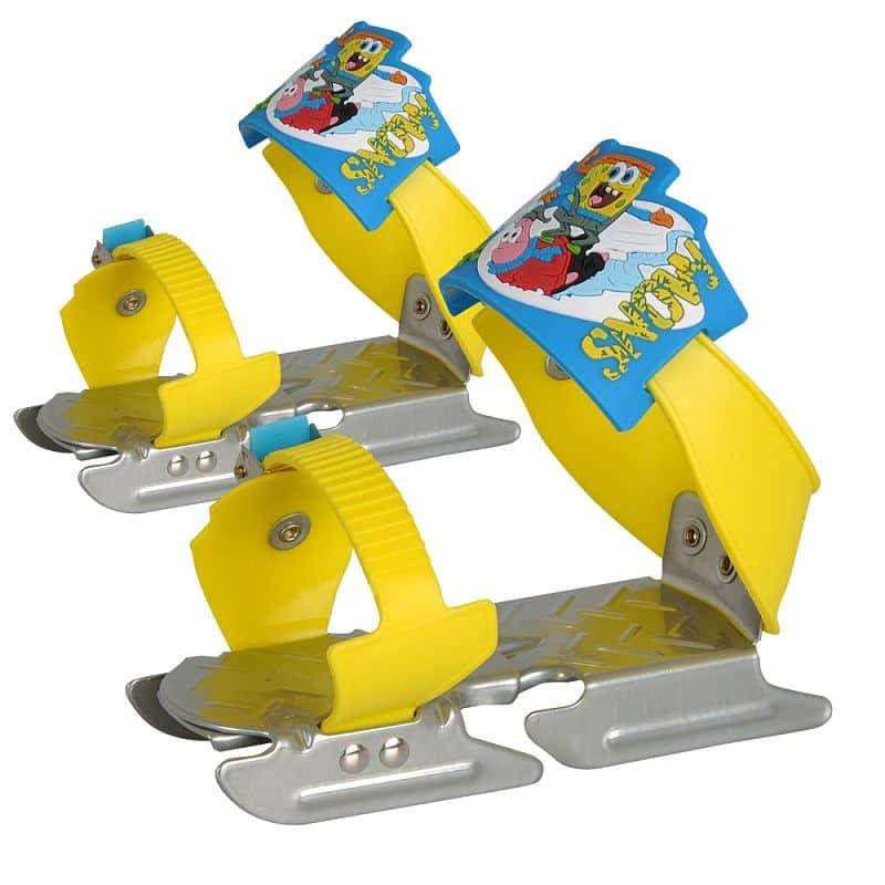 """Dětské brusle """"Kačenky"""" SpongeBob"""
