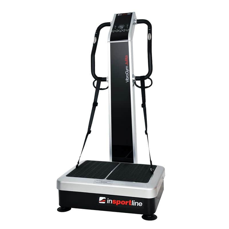 Vibromasážní stroj inSPORTline Julita - montáž zdarma, servis u zákazníka