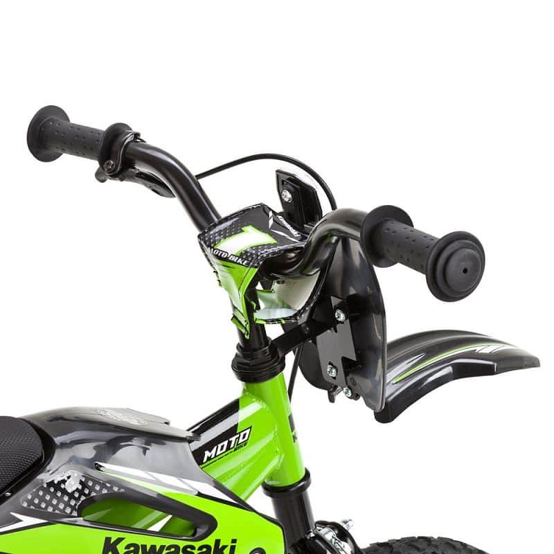 "Dětské kolo KAWASAKI Moto 16"" - model 2014"