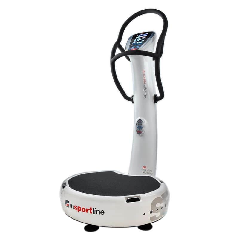 Vibromasážní stroj VibroGym inSPORTline Katrina SE - montáž zdarma, servis u zákazníka