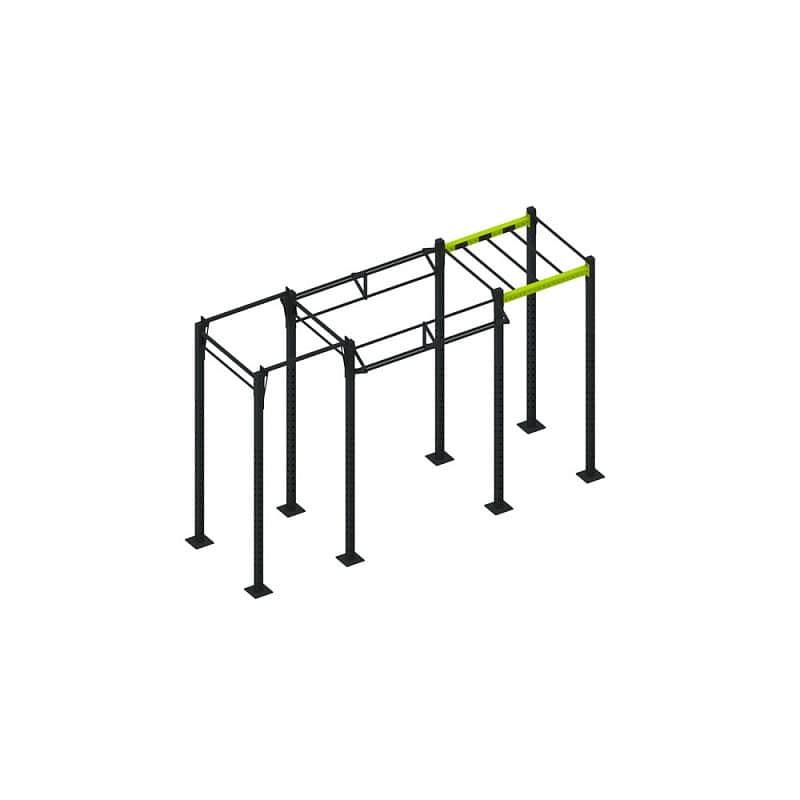 Tréningová konštrukcia inSPORTline Trainning Cage 20