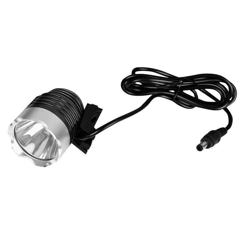 Osvětlení pro elektrickou dvoukolku