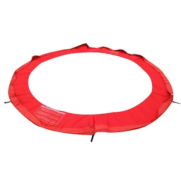Kryt pružin na trampolínu inSPORTline 366 cm - červený