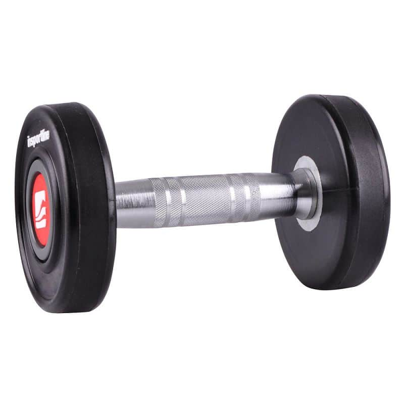 Jednoruční činka inSPORTline Profi 4 kg
