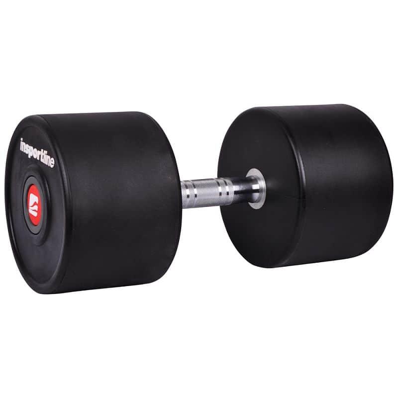 Jednoručná činka inSPORTline Profi 48 kg