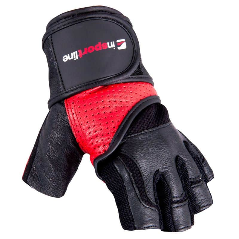 Pánské fitness rukavice inSPORTline Frener Velikost L