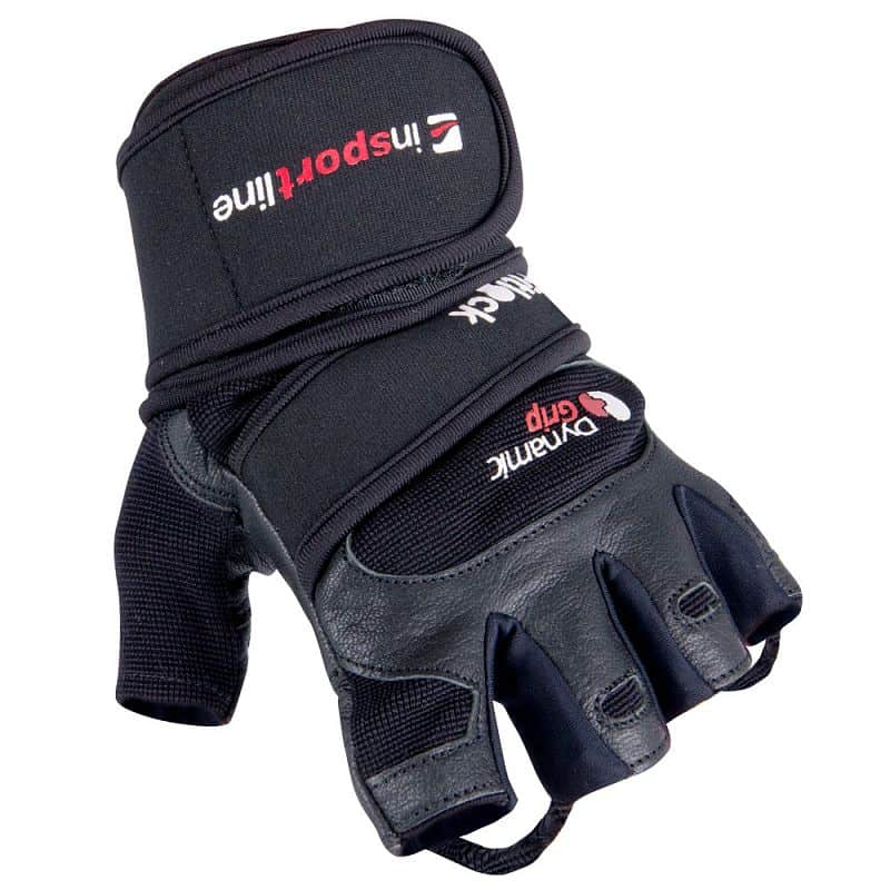 Pánské fitness rukavice inSPORTline Seldor Velikost M