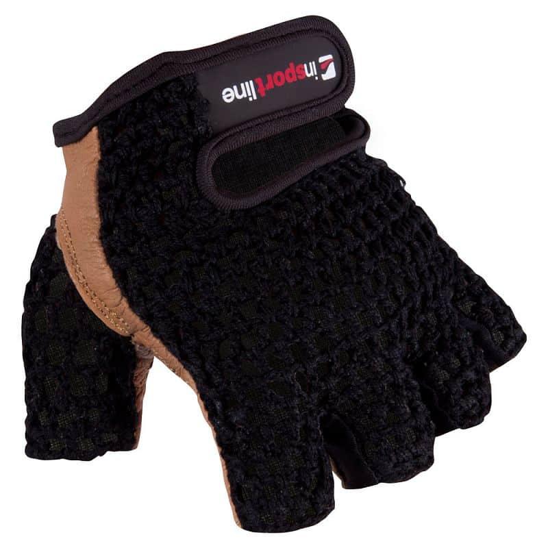 Pánské fitness rukavice inSPORTline Bris