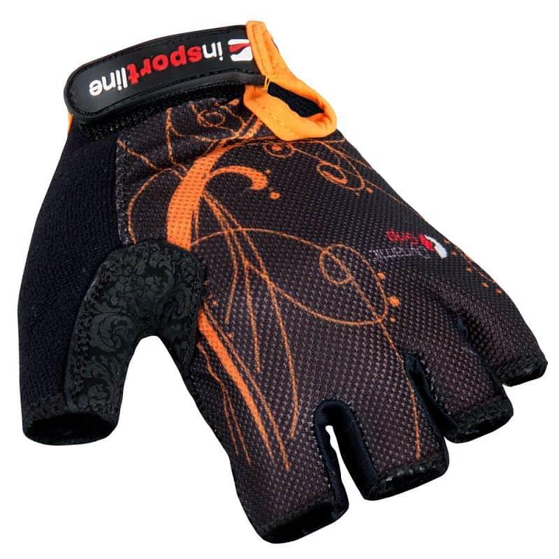 Dámské fitness rukavice inSPORTline Hebra Velikost XS