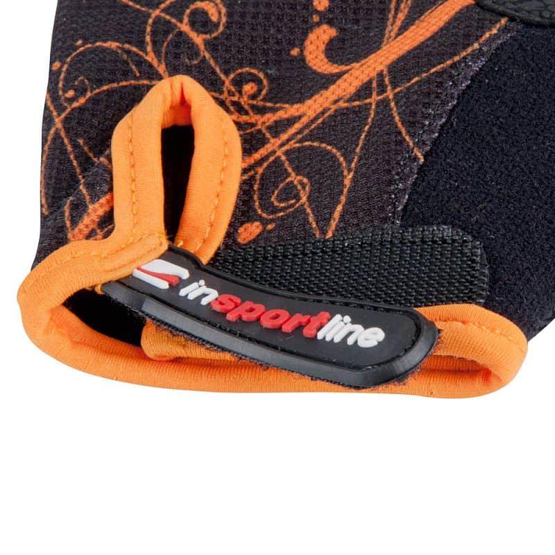 Dámské fitness rukavice inSPORTline Hebra