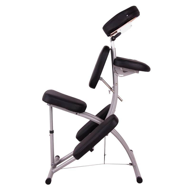 Masážní židle inSPORTline Relaxxy hliníková