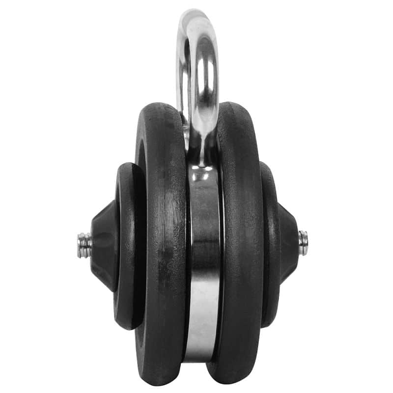 Nastavitelná činka inSPORTline Ketlebel 10-35 kg