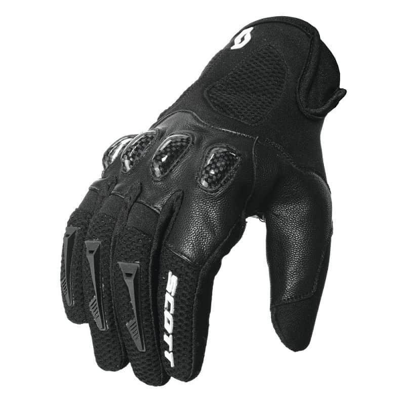 Motokrosové rukavice SCOTT Assault Barva černá, Velikost M