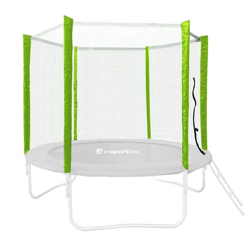 Ochranná síť pro trampolínu inSPORTline Froggy PRO 305 cm - 6 tyčí