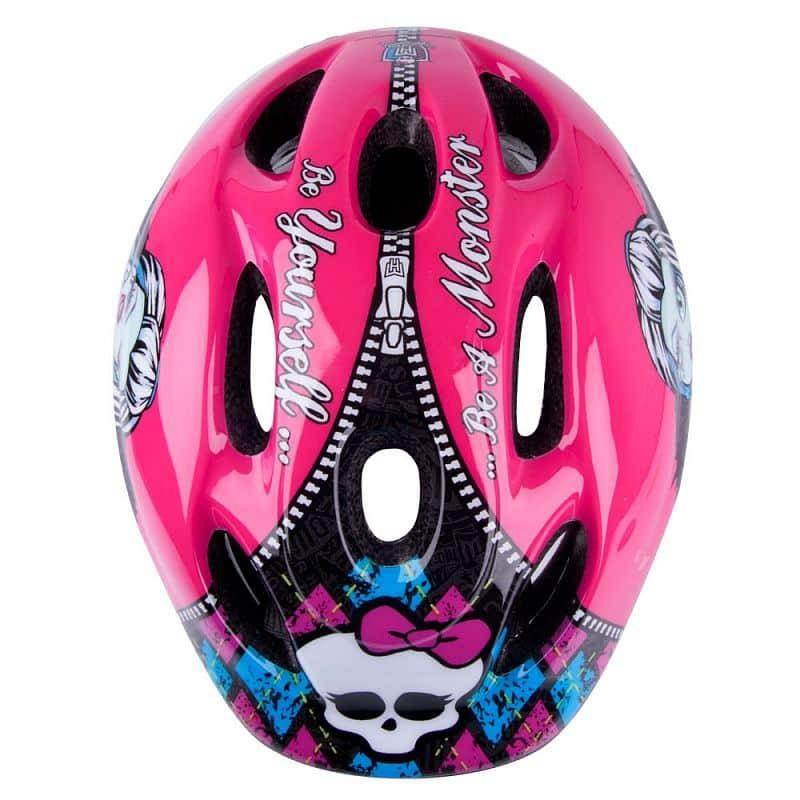 Dětská cyklo přilba Monster High