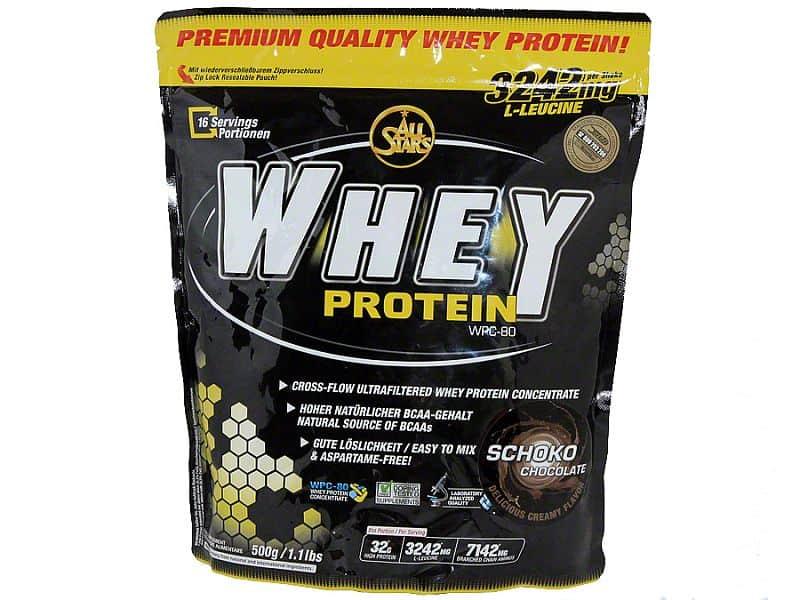 Whey Protein 500g Čokoláda