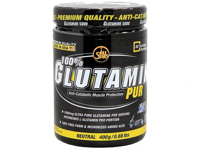 100 % Glutamin Pur
