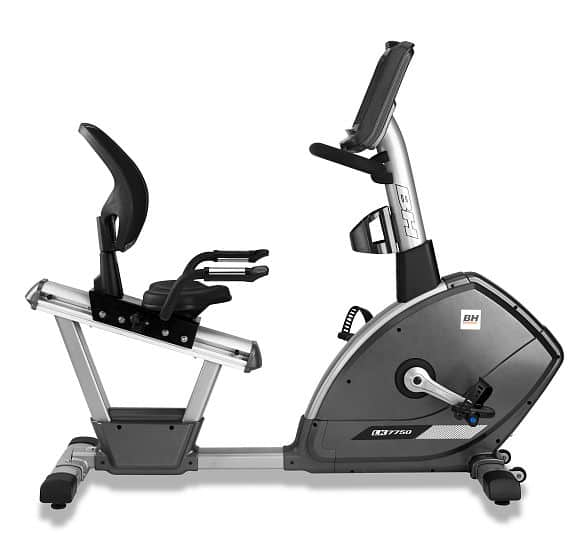 Recumbent bike BH Fitness LK 7750