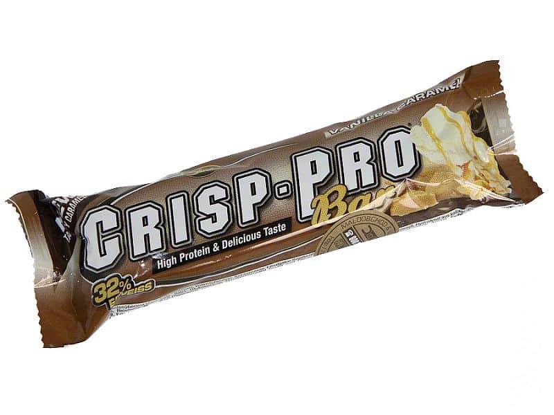 CRISP-PRO 50g, 1 tyčinka, 32% proteínu